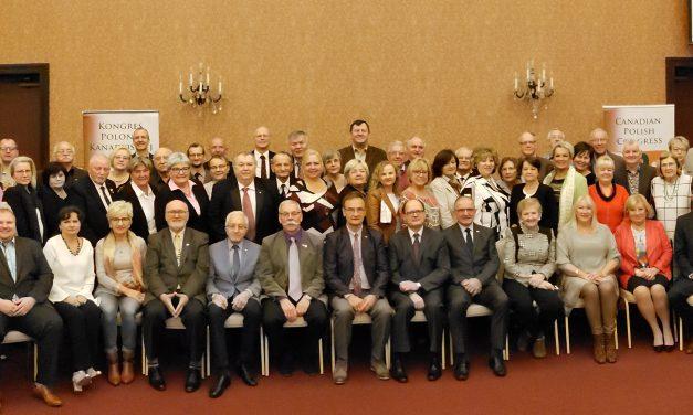 Zjazd sprawodawczo wyborczy Kongresu Polonii Kanadyjskiej.