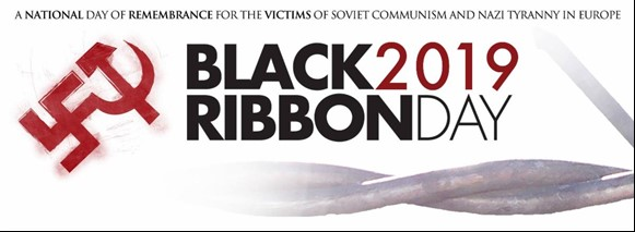 Black Ribbon Day Aug 23,2019