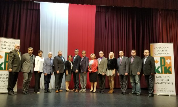 Canadian Polish Congress AGM – Election.