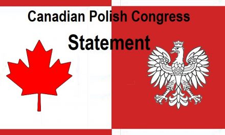 Letter from Canadian Polish Congress to Minister Garneau regarding Arrests of Polish activists in Belarus