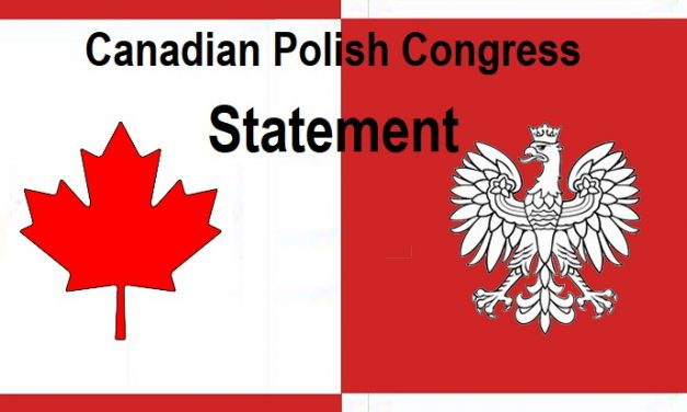 Statement by the Canadian Polish Congress
