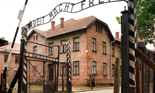 75. Anniversary liberation of Nazi German Concentration Camp Auschwitz-Birkenau