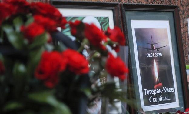 Statement on Ukrainian Airlines plane crash in Iran