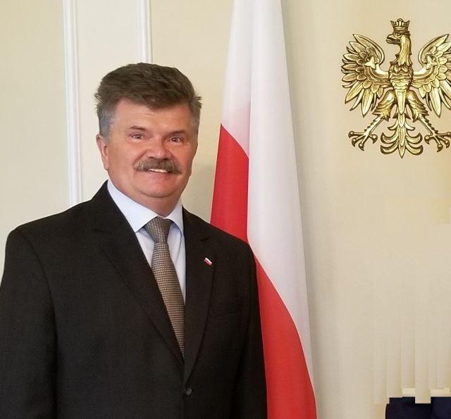 Ambasador RP Dr. Andrzej Kurnicki – Życzenia Wielkanocne