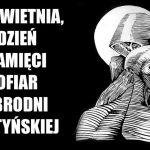 80 rocznica Zbrodni Katyńskiej