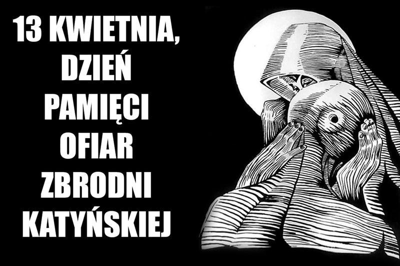 80. Rocznica drugiej masowej deportacja ludności polskiej oraz                  80. Rocznica Zbrodni Katyńskiej