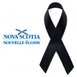 Condolences regarding violence in Nova Scotia