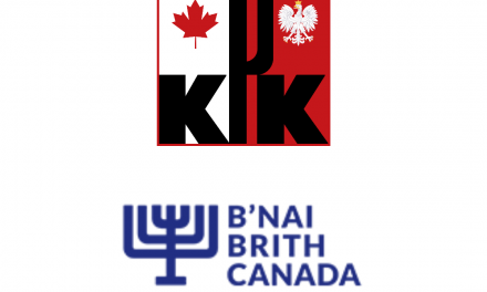 STATEMENT: Nazi Collaborators Should Not Be Honoured in Canada: Canadian Polish Congress and B'nai Brith