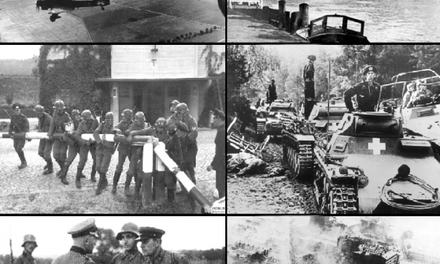 On September 1, 1939, World War II began when Nazi Germany invaded Poland.