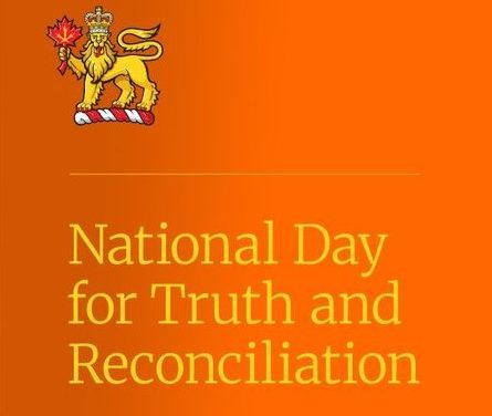 National Day for Truth and Reconciliation- Message from the Governor General of Canada