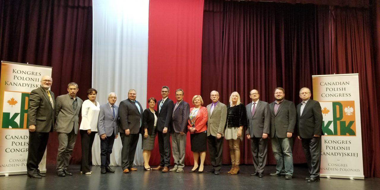 Canadian Polish Congress AGM – Election.