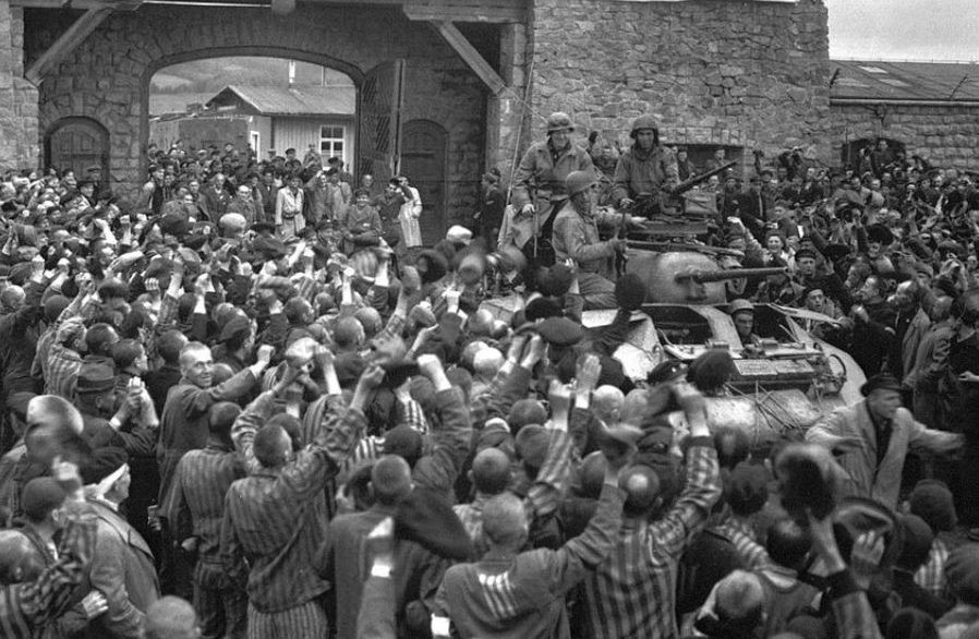 75th anniversary of Victory in Europe and the liberation of German Nazi concentration camps