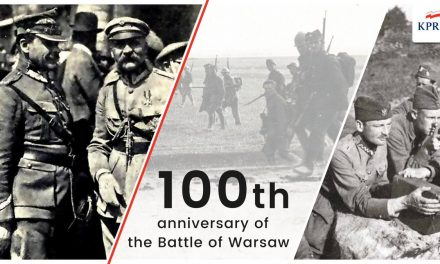 100th anniversary of the Battle of Warsaw