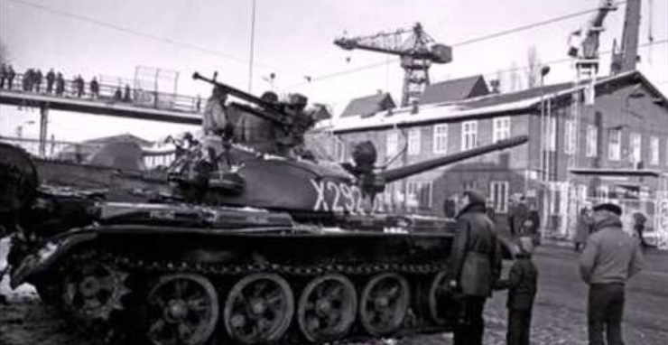 Statement on the 39th Anniversary of the Imposition of Martial Law in Poland