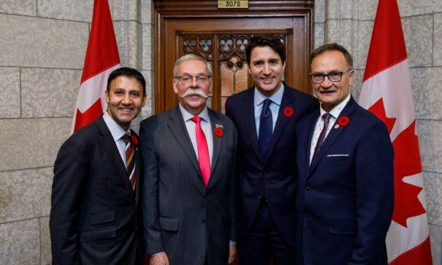 Ottawa Parlament