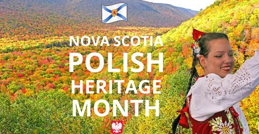 Polish Heritage Month in Nova Scotia